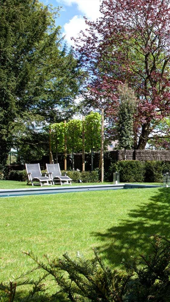 Conception de jardins pour particuliers et professionnels
