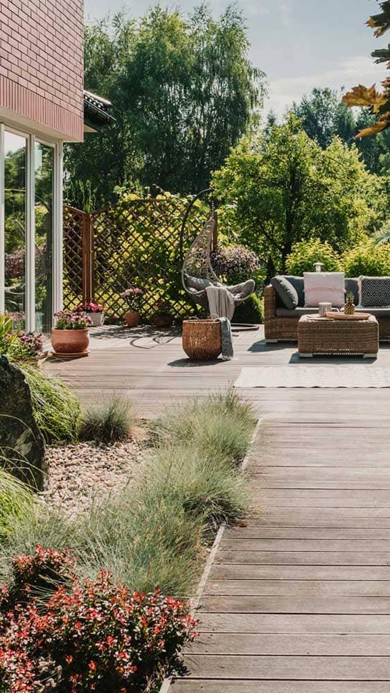 Conception de jardins - Pose de terrasse
