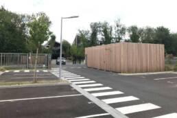 Sécurisation clôture accès