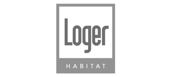 Loger Habitat logo