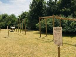 Aménagement équipement multi-sports à Hem - Thieffry Parc et Jardin